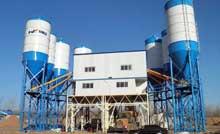 HZS180 Concrete batch Plant